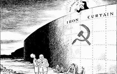 iron-curtain